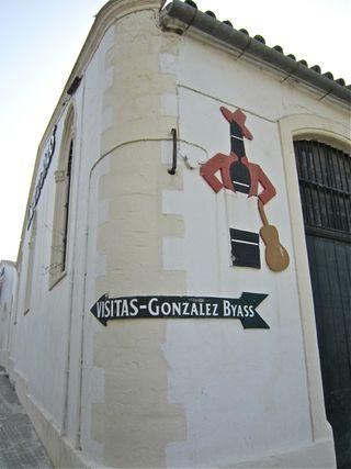 A - Jerez, Gonzalez Byass building 2