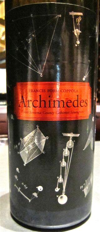 A - Coppola - Wine Label 2