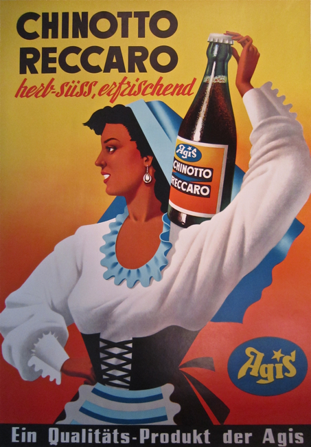 A - coretto, Chinotto poster