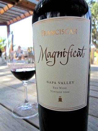 A – Magnificat Label
