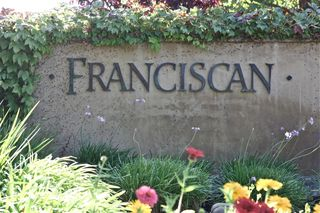 A - Franciscan sign