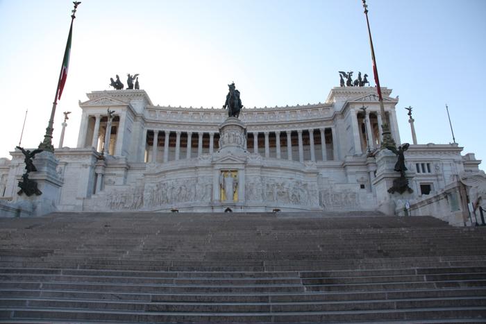 A – Rome – Vittorio Emmanuelle