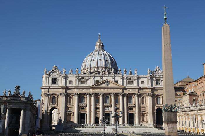 A – rome – Vatican 1