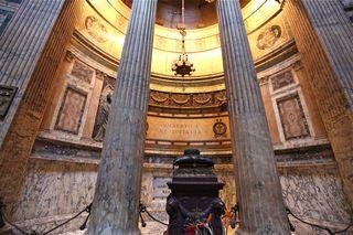 A – rome –  Pantheon 2