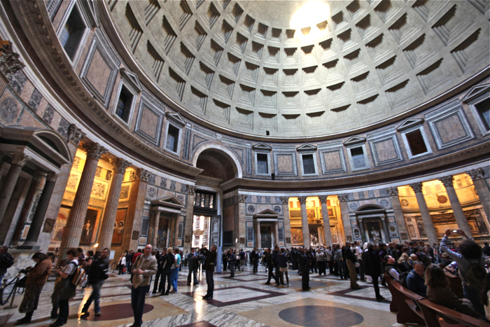 A – rome –  Pantheon 3