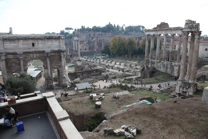 A – rome –  Forum 3
