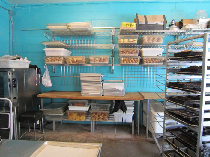 A Sf Kitchen At La Victoria Bakery