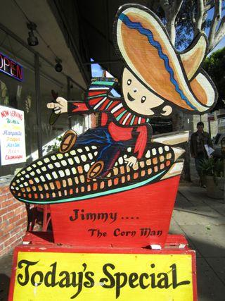 A - SF - Jimmy the Corn Man