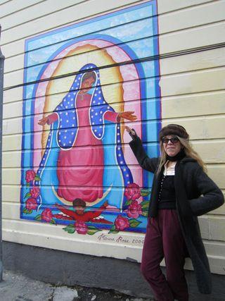 A - Murals - Patricia Rose intro pix