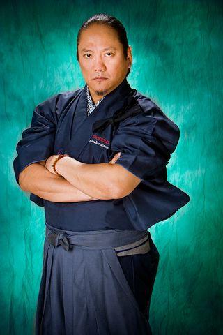 A- Masaharu Morimoto