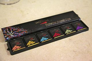 Israel – CU Valrhona chocolate package