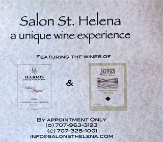 A - Salon - Sign