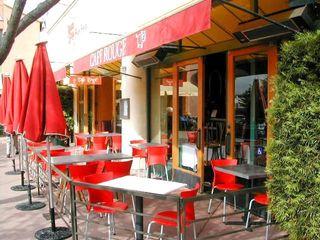 A - Meatball - Café Rouge exterior