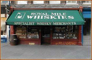 Royal Mile Whiskey - exterior