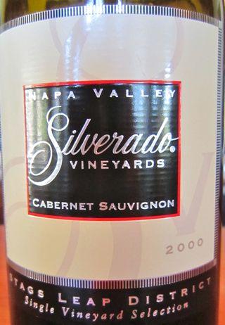 SLDW – 2000 Silverado label CU