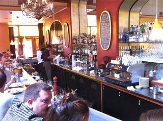 A – Meatballs - Interior Café Rouge 2