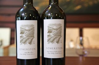 A - Somerston -- CU wine labels