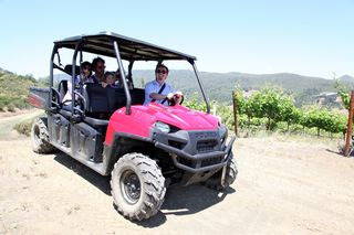 A - Somerston - ATV ride with Jim