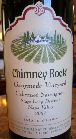 SLDW – Chimney Rock label CU
