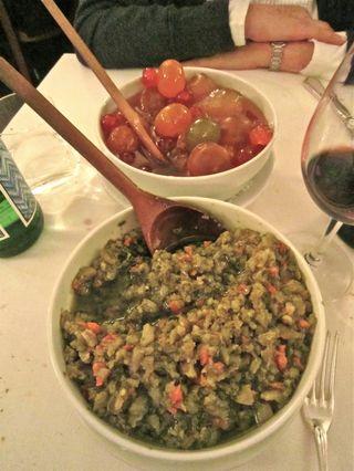 A - Dal Bolo - Salsa verde and Cremona-style mustard