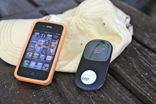 A - Tep iPhone & Tep WIFI unit