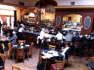 A – Meatballs - Interior Café Rouge 1