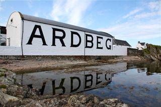 A - Scotland - Ardbeg exterior