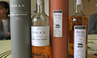 A - Scotland - Oban and Brora