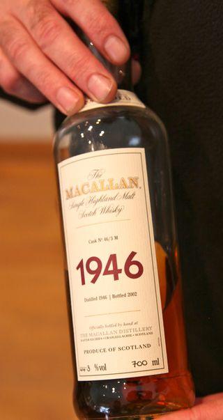 A - Scotland - The 1946 Bob served
