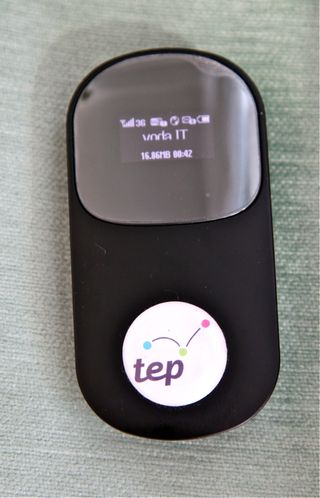 A - Tep CU of the Wifi device