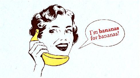 A - Bananas - Bananas for Bananas