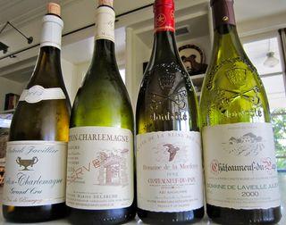 A - Best wines, 4 bottles