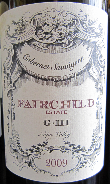 A - Latour CU Fairchild label