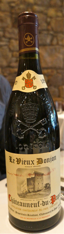 A - Donjon - CU Donjon Bottle