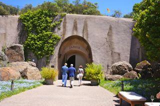 A - Auction - Jarvis cave entrance