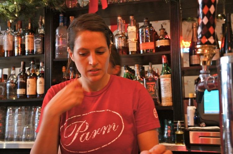 NY - Katelyn at Parm