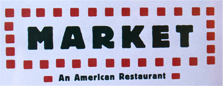 A - Market - Market Sign