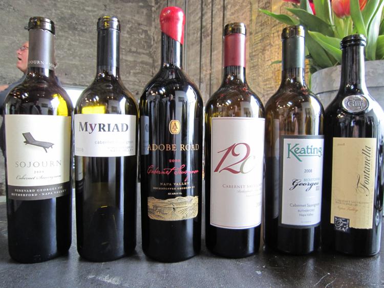 A - Latour lineup 2008