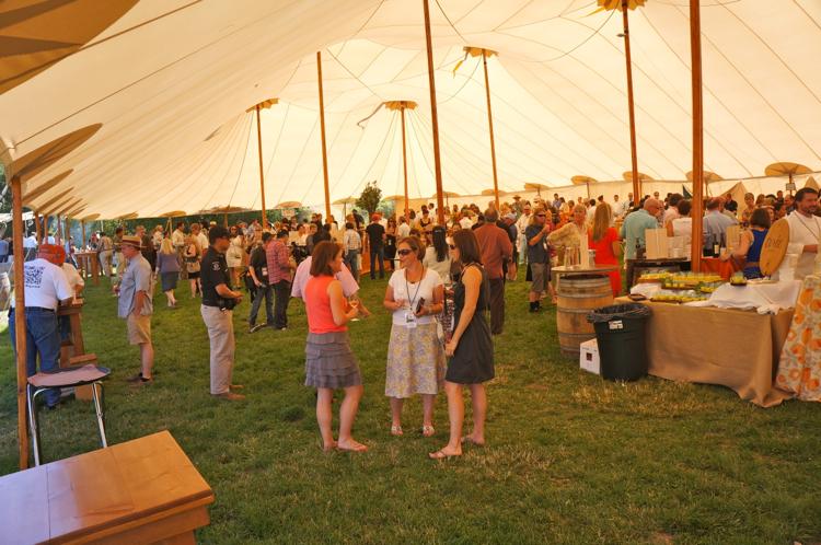 A - Auction - The Big Tent