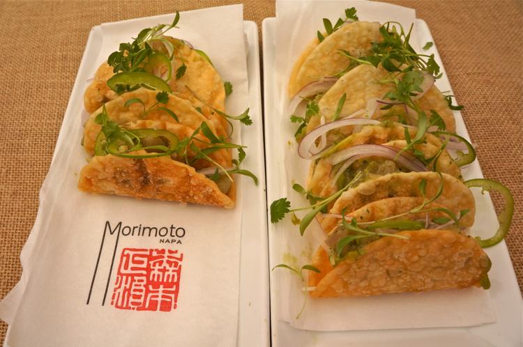 A - Auction - Morimoto's tacos