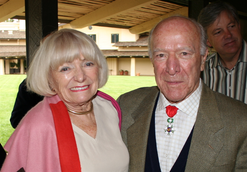 A - Margrit - Robert and Margrit, 2005