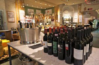NY - Eataly wines