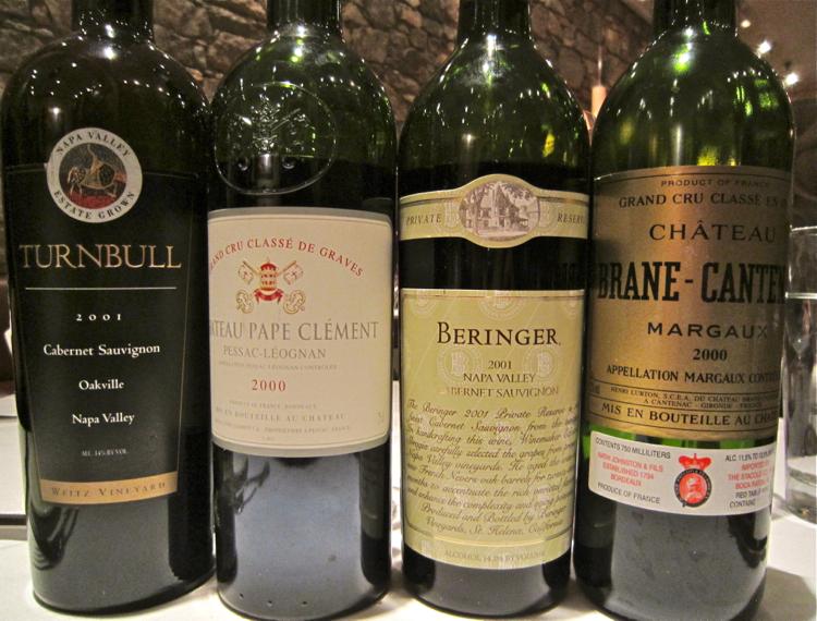 A - Market - 4 wines