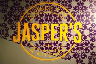 A - Negroni - Jaspers sign
