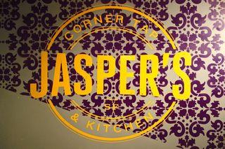 A - Negroni - Jaspers sign