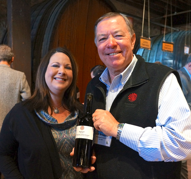 A - NVV - Lisa Augustine & Bob Broman CU