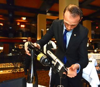 A - NYC - Massimo & Coravin