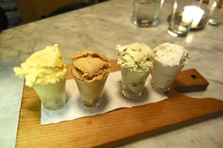 A - NYC - ice cream at Il Buco