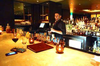 A - Negroni - Brian Means at bar Shot 2