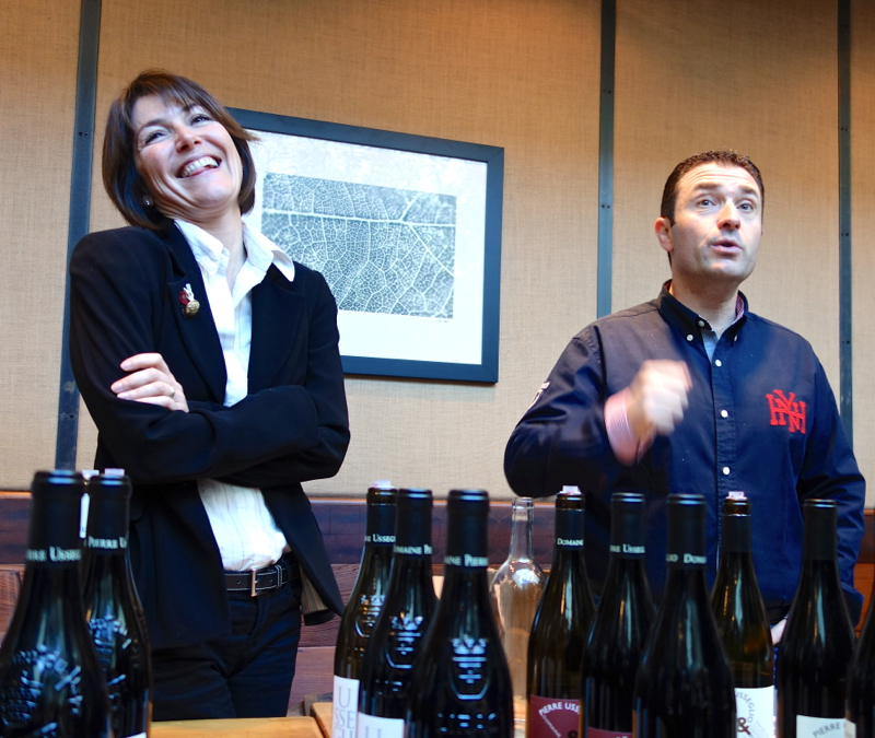 A - CDP - Sandrine et Thierry Usseglio
